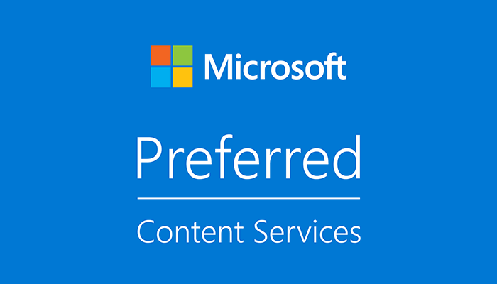 Microsoft Content Serv Preferred